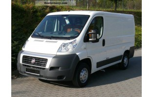 Tapetes Fiat Ducato Tapetes dianteiras (2006 - 2014) económicos