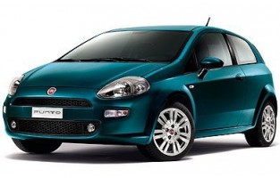Tapetes Fiat Punto (2012 - atualidade) Excellence