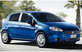 Tapetes Fiat Punto Grande (2005 - 2012) Excellence