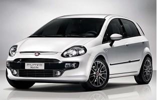 Tapetes exclusive Fiat Punto Evo 5 bancos (2009 - 2012)