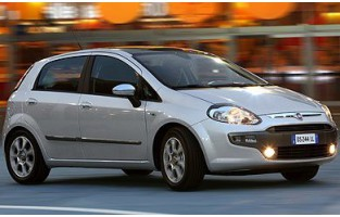 Tapetes Fiat Punto Evo 5 bancos (2009 - 2012) Excellence