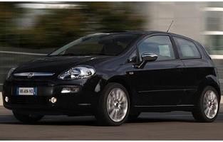 Tapetes exclusive Fiat Punto Evo 3 bancos (2009 - 2012)