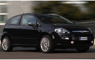 Tapetes Fiat Punto Evo 3 bancos (2009 - 2012) Excellence