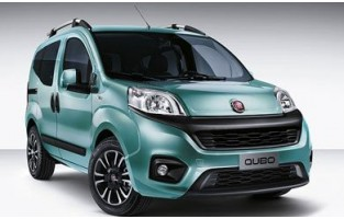 Tapetes exclusive Fiat Qubo 5 bancos (2008 - atualidade)
