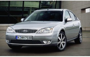 Tapetes Ford Mondeo Mk3 5 portas (2000 - 2007) Excellence