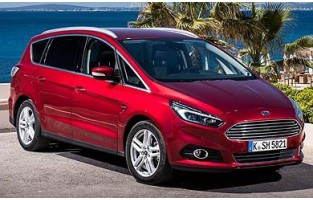 Tapetes exclusive Ford S-Max Restyling 5 bancos (2015 - atualidade)