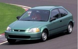 Tapetes exclusive Honda Civic 3 ou 5 portas (1995 - 2001)