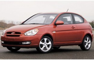 Tapetes exclusive Hyundai Accent (2005 - 2010)
