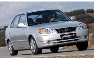 Tapetes exclusive Hyundai Accent (2000 - 2005)