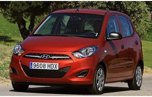 Tapetes Hyundai i10 (2011 - 2013) Excellence