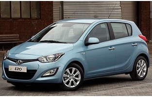 Tapetes Hyundai i20 (2012 - 2015) Excellence