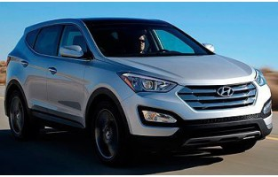Tapetes Hyundai Santa Fé 5 bancos (2012 - 2018) económicos