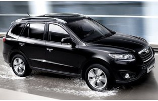 Tapetes Hyundai Santa Fé 5 bancos (2009 - 2012) Excellence