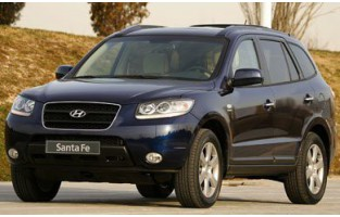 Tapetes exclusive Hyundai Santa Fé 7 bancos (2006 - 2009)