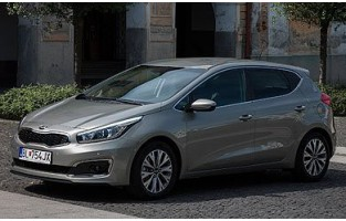 Tapetes exclusive Kia Ceed (2015 - 2018)