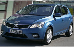 Tapetes Kia Ceed (2009 - 2012) Excellence