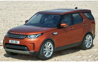 Tapetes exclusive Land Rover Discovery 7 bancos (2017 - atualidade)