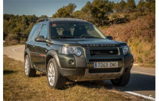 Tapetes exclusive Land Rover Freelander (2003 - 2007)