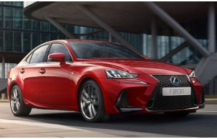 Tapetes exclusive Lexus IS (2017 - atualidade)