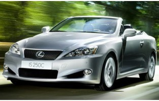 Tapetes Lexus IS cabriolet (2009 - 2013) económicos