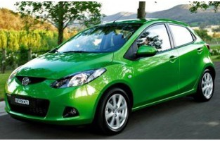 Tapetes exclusive Mazda 2 (2007 - 2015)
