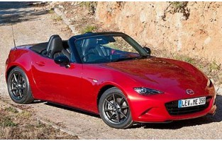 Tapetes exclusive Mazda MX-5 (2015 - atualidade)