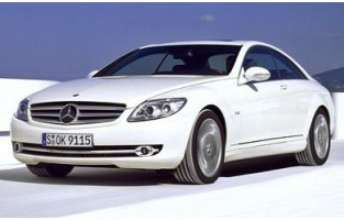 Tapetes Mercedes CL C216 Coupé (2006 - 2013) económicos