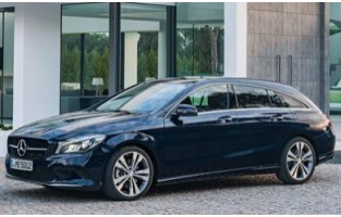 Tapetes Mercedes CLA X117 touring (2015 - 2018) económicos