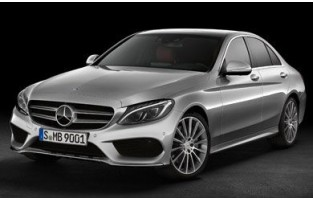 Protetor de mala reversível Mercedes Classe-C W205 limousine (2014 - atualidade)