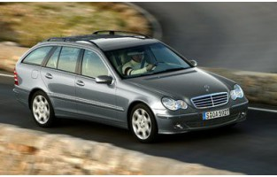 Tapetes Mercedes Classe C S203 touring (2001 - 2007) económicos