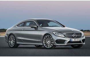Tapetes Mercedes Classe C C205 Coupé (2015 - atualidade) Excellence