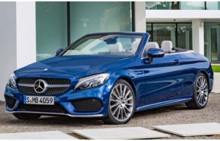 Tapetes exclusive Mercedes Classe-C A205 cabriolet (2016 - atualidade)