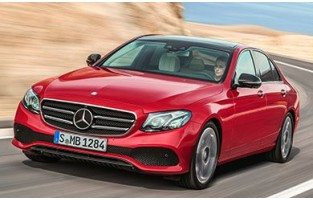 Tapetes exclusive Mercedes Classe-E W213 berlina (2016 - atualidade)