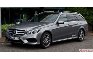 Tapetes exclusive Mercedes Classe-E S212 Restyling touring (2013 - 2016)