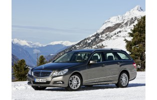 Tapetes exclusive Mercedes Classe-E S212 touring (2009 - 2013)