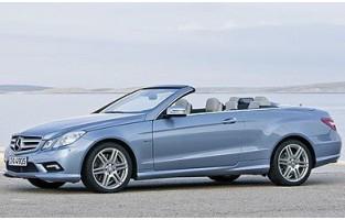 Tapetes exclusive Mercedes Classe-E A207 cabriolet (2010 - 2013)