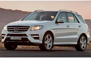Tapetes exclusive Mercedes Classe-M W166 (2011 - 2015)