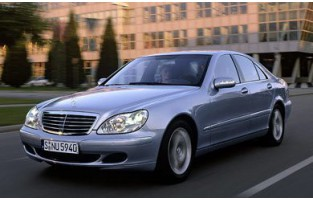 Tapetes Mercedes Classe S W220 (1998 - 2005) económicos