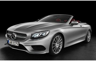 Tapetes Mercedes Classe S A217 cabriolet (2014 - atualidade) Excellence