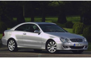 Tapetes Mercedes CLK C209 Coupé (2002 - 2009) económicos