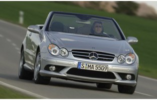 Tapetes Mercedes CLK A209 cabriolet (2003 - 2010) económicos
