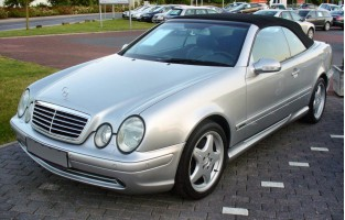 Tapetes Mercedes CLK A208 cabriolet (1998 - 2003) Excellence