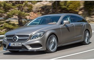 Tapetes Mercedes CLS X218 Restyling touring (2014 - atualidade) Excellence