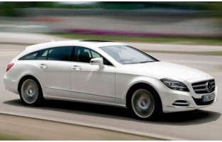 Tapetes Mercedes CLS X218 touring (2012 - 2014) Excellence