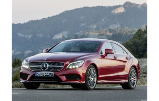 Tapetes Mercedes CLS C218 Restyling Coupé (2014 - 2018) económicos
