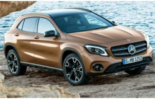 Tapetes exclusive Mercedes GLA X156 Restyling (2017 - atualidade)