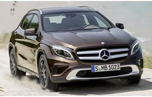 Tapetes exclusive Mercedes GLA X156 (2013 - 2017)