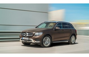 Tapetes exclusive Mercedes GLC X253 SUV (2015 - atualidade)