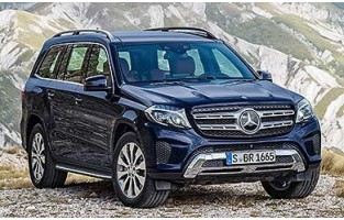 Tapetes Mercedes GLS X166 5 bancos (2016 - atualidade) económicos