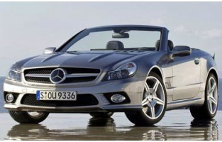 Tapetes Mercedes SL R230 Restyling (2009 - 2012) Excellence